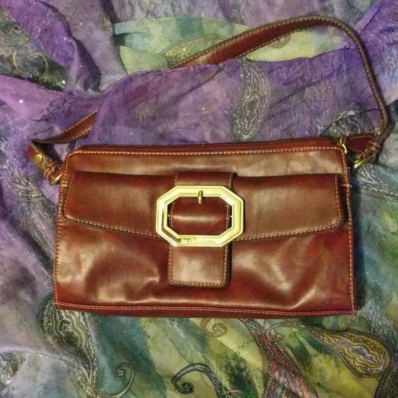 Liz Claiborne Handbags - Vintage Liz Claiborne clutch bag